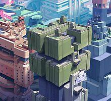 Deco City by Drew Morrow