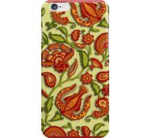 Kalmkari iPhone Case/Skin