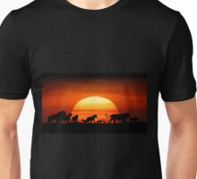 Lion King in Real Life Unisex T-Shirt
