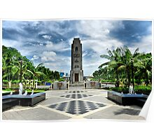 National Monument - Malaysia Poster