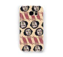 Pink Mermaid Samsung Galaxy Case/Skin
