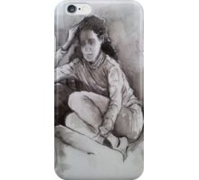 A lovely day iPhone Case/Skin