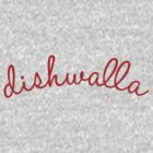 "Dishwalla: ""Handwritten"" Logo by Dishwalla"