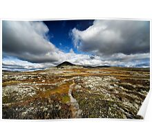 Rondane National Park - Norway Poster