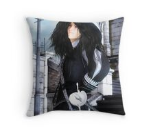 The Musketeer Throw Pillow