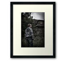 Outsider Framed Print