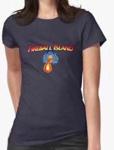 fireball island 80's board game Womens Fitted T-Shirt