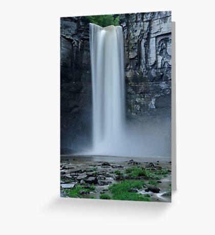 Taughannock Falls - Between Storms Greeting Card