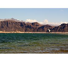 Lake Mead, Nevada Photographic Print