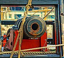 Endeavor Cannon  by D-GaP