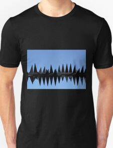 Barbed fence Unisex T-Shirt