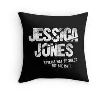 Jessica Jones - Sweet Revenge Throw Pillow