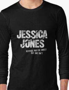 Jessica Jones - Sweet Revenge Long Sleeve T-Shirt