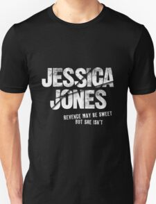Jessica Jones - Sweet Revenge Unisex T-Shirt