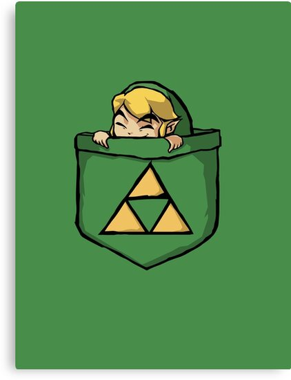 Legend of Zelda - Pocket Link by Seignemartin