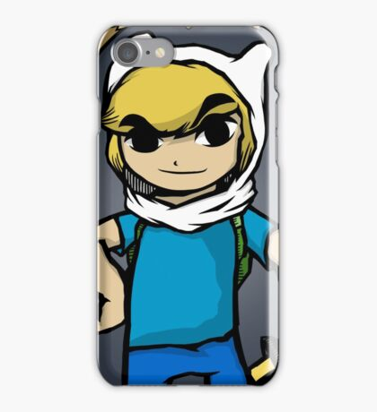 Legend Of Zelda - Zelda Time iPhone Case/Skin
