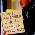 Hey... At least he is honest  by FloraDiabla