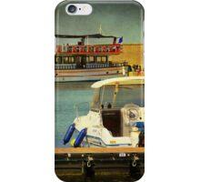 Nautical Times iPhone Case/Skin