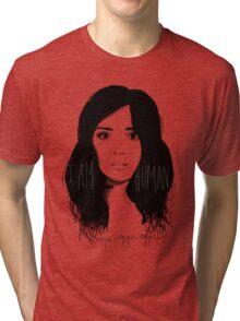 I am Human Tri-blend T-Shirt