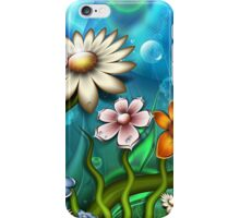 Wonderful things in life iPhone Case/Skin