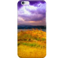 Painted Storm iPhone Case/Skin