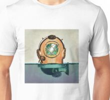 Fish in diving Unisex T-Shirt