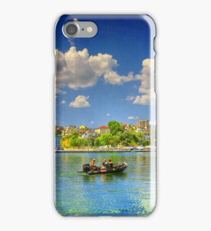 Day by the Sea iPhone Case/Skin