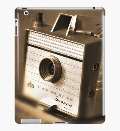 620 Plastic Film Camera iPad Case/Skin