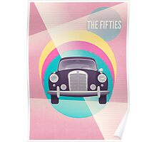 The Fifties Poster