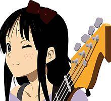 K-On: Mio Akiyama 1 by Ayesher