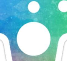 N64 Paint Pad Tee Sticker