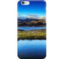 In Blue iPhone Case/Skin