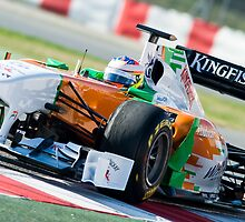 Paul di Resta 2011 by SHUTTERBLADE