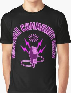 A Quiet Desert Community Graphic T-Shirt