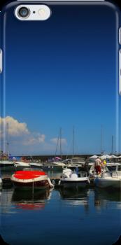 The Marina by Dragos Dumitrascu