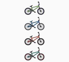 BMX ride 1 by miklz
