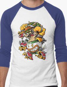 Boss Fink Men's Baseball ¾ T-Shirt