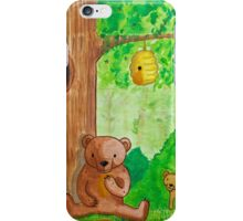 Honey bear iPhone Case/Skin