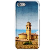 Old Village Church iPhone Case/Skin