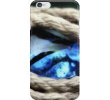 Tangled Blue iPhone Case/Skin
