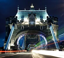 Tower Bridge  by Dean Bedding