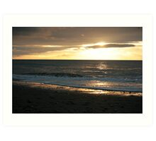 Gore Bay Sunrise Art Print