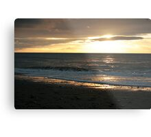 Gore Bay Sunrise Metal Print