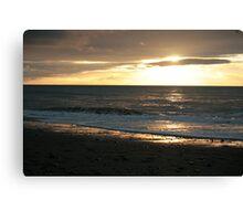 Gore Bay Sunrise Canvas Print