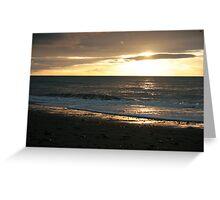 Gore Bay Sunrise Greeting Card