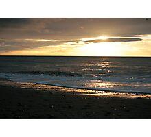 Gore Bay Sunrise Photographic Print