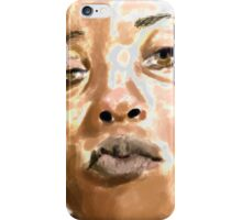 Cracked, Not Broken. There's a Difference iPhone Case/Skin