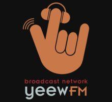 yeewFM Large Clothing Logo by chuffed