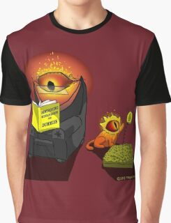 Sauron's Cat (Specially Detailed) Graphic T-Shirt
