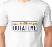BTTF OUTATIME Unisex T-Shirt